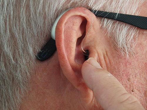 aparato audición Audifono - Óptica Jesús